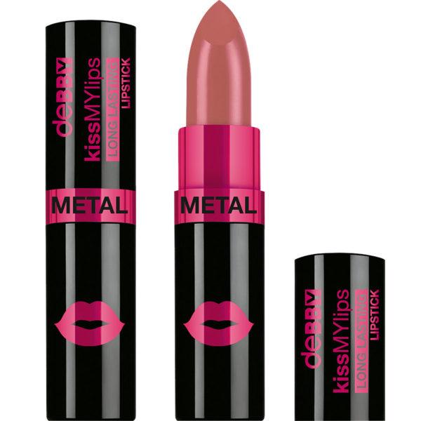 Kissmylips Longlasting Metal Lipstick – 15