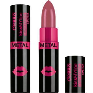 Kissmylips Longlasting Metal Lipstick – 18