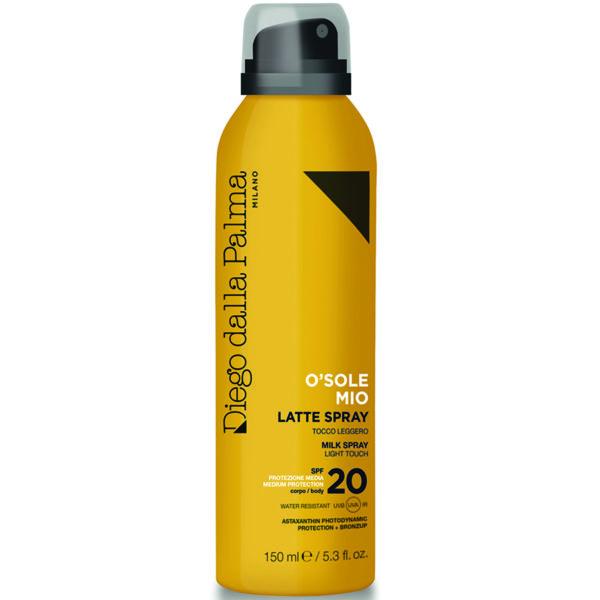 O'Solemio Milk Spray Body SPF 20