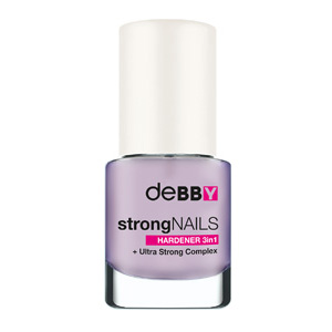 Strong Nails – Hardener 3in1