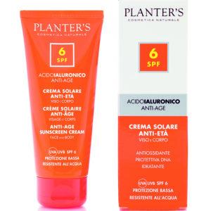 Anti-Age Sun Cream Face-Body SPF 6