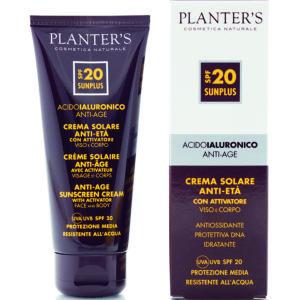Anti-Age Sun Cream Face-Body SPF 20