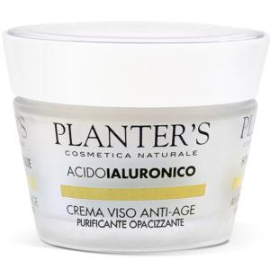 Hyaluronic Acid Face Cream Anti-Shine