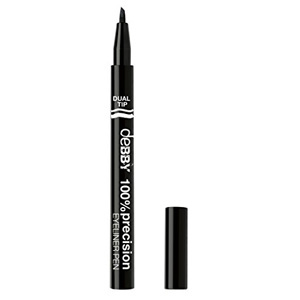 100% Precision Dual Pen – Black