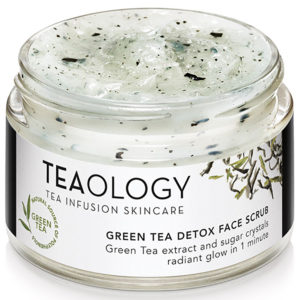 Green Tea Detox Face Scrub