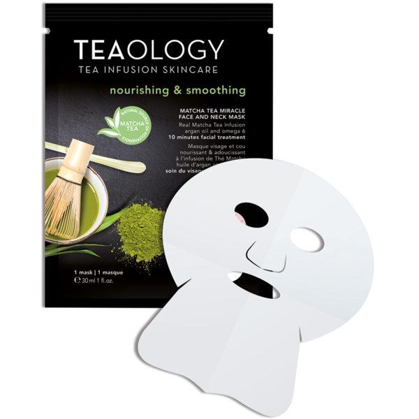Matcha Tea Miracle Face & Neck Mask