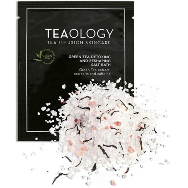 Green Tea Detoxing Bath Salt