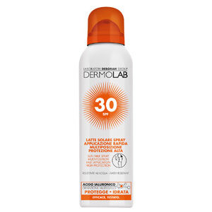 Sun Milk Spray SPF30