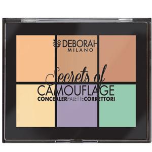 Camouflage Concealer Palette