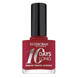 10 Days Long Nagellak – 886 Vintage Red
