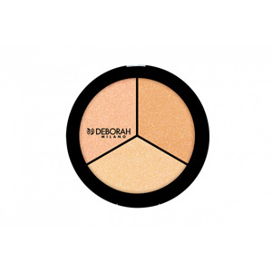 Strobing Trio Highlighter Palette