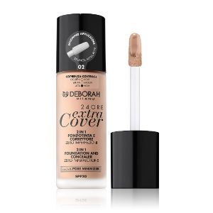 24ORE Extra Cover Foundation – 2 – Beige