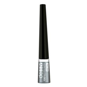 100% Precision Eyeliner Metal – 1 – Silver