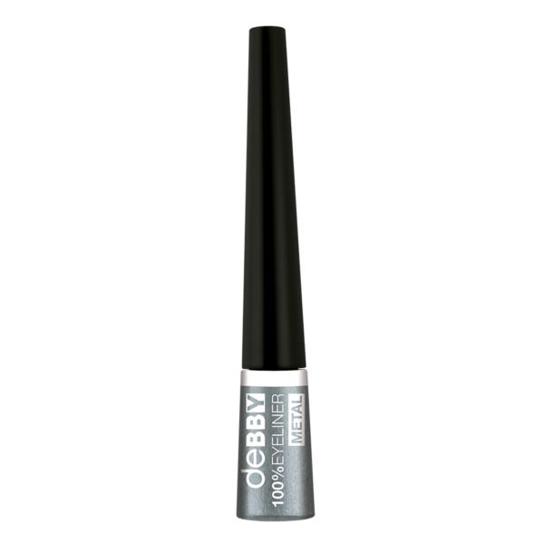 100% Precision Eyeliner Metal – 1 Silver