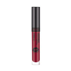 Liquidkissed Mat Lipstick – 17 Hibiscus Red