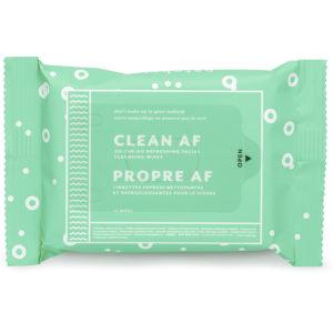 Clean AF wipes