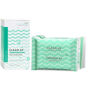 Clean AF Wipes 4-pack