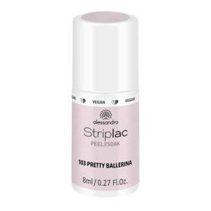 Striplac Peel or Soak – 103 Pretty Ballerina