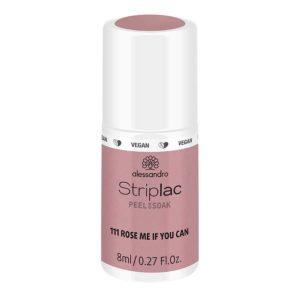 Striplac Peel or Soak – 111 Rose me if you can