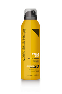 O'Solemio Milk Spray Body SPF 20 (DGR)