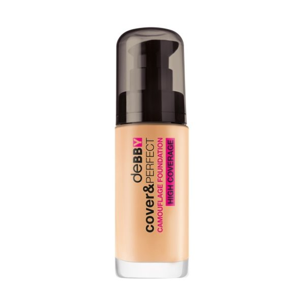 Cover and Perfect Fluid Foundation – 1