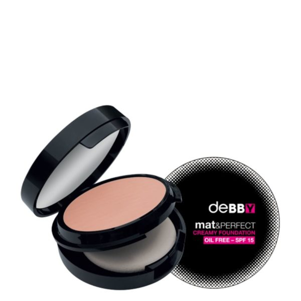 Mat + Perfect Creamy Compact Foundation – 1