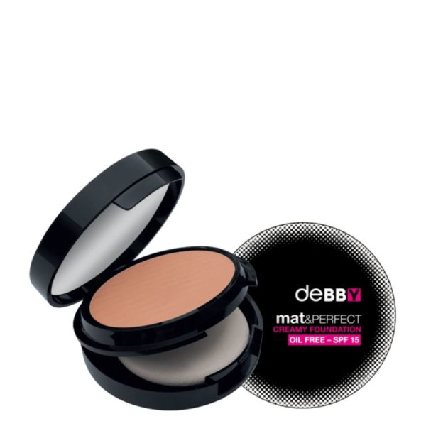 Mat + Perfect Creamy Compact Foundation – 2