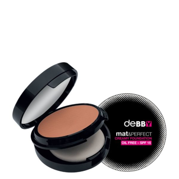 Mat + Perfect Creamy Compact Foundation – 4
