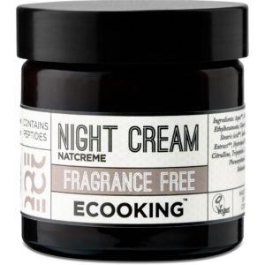Night Cream Parfumvrij