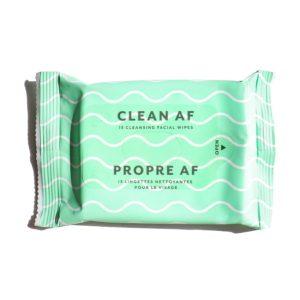 Clean AF wipes – Single