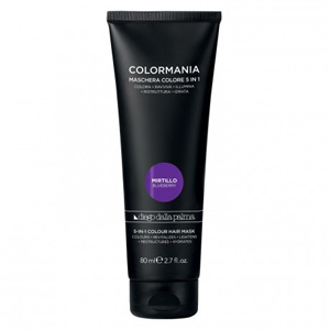Colormania Hair Mask Color 5 in 1 – Blueberry