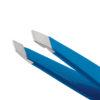 Mini Slant Tweezer – Bahama Blue