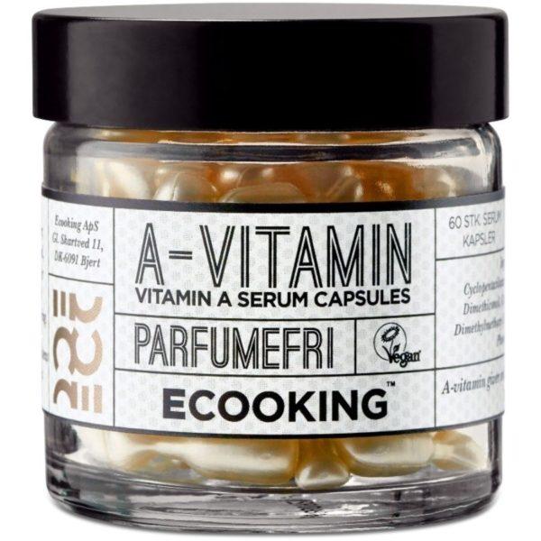 Vitamin A Serum in capsules