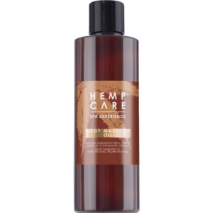 Spa Experience Body Massage Oil
