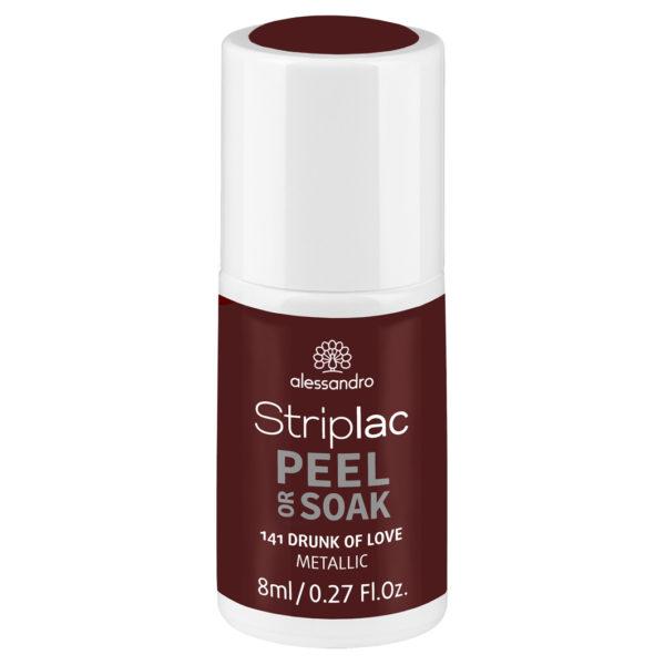 Striplac Peel or Soak – 141 Drunk of Love