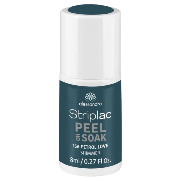 Striplac Peel or Soak – 156 Petrol Love