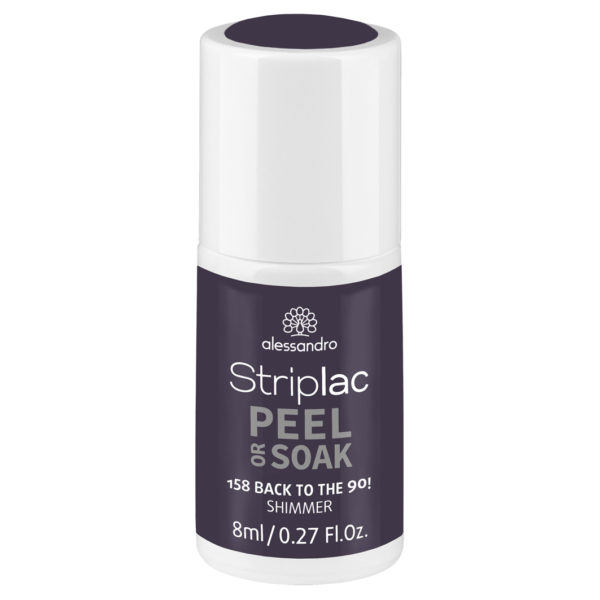 Striplac Peel or Soak – 158 Back to the 90's