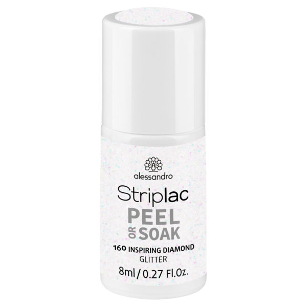 Striplac Peel or Soak – 160 Inspiring Diamond