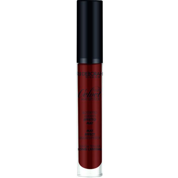 Fluid Velvet Mat Lipstick – 23 Chestnut