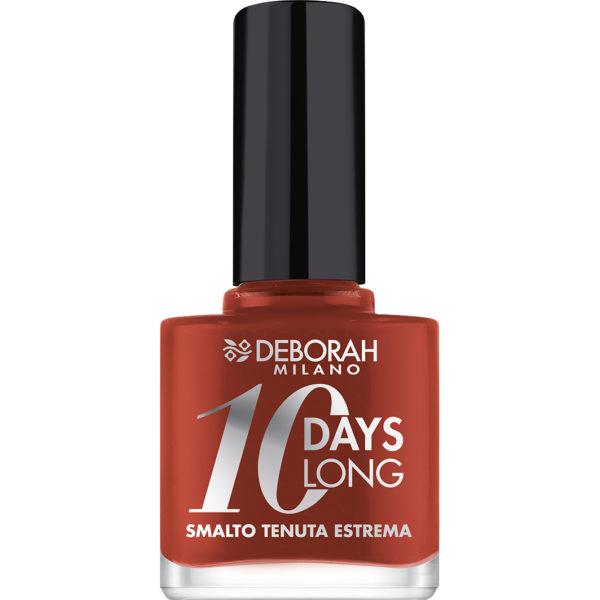 10 Days Long Nagellak – 901 Kingdom Red