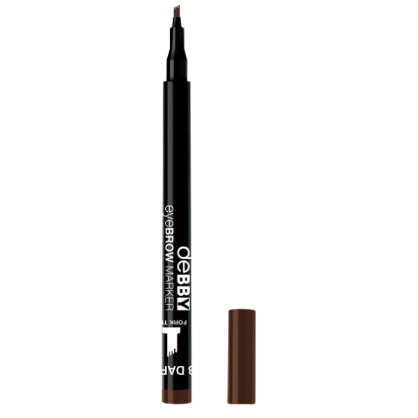 Eyebrow Marker – 3 Dark Brown