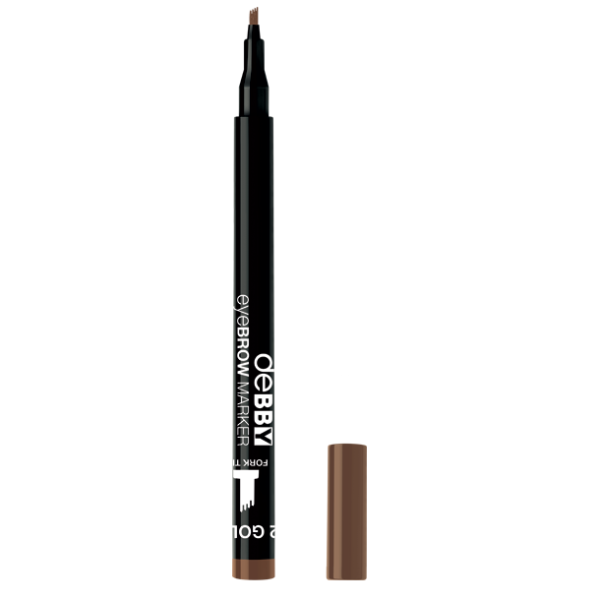 Eyebrow Marker – 2 Gold Brown