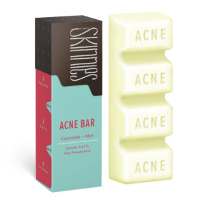 Acne Bar Cucumber & Mint 100 gr