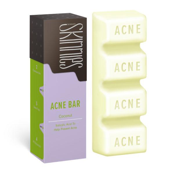 Acne Bar Coconut