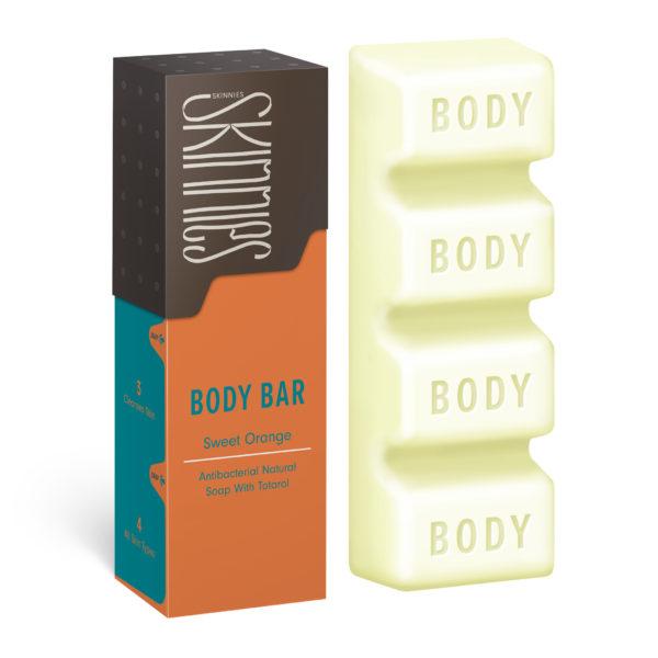 Body Bar Sweet Orange