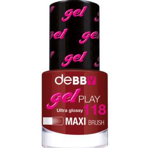 Gel Play Nagellak – 118 Terra Cotta