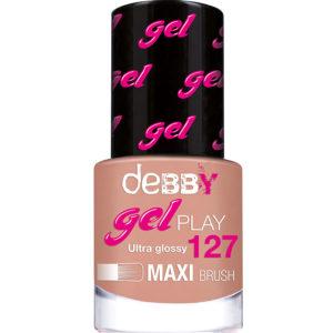 Gel Play Nagellak – 127 Dark Nude