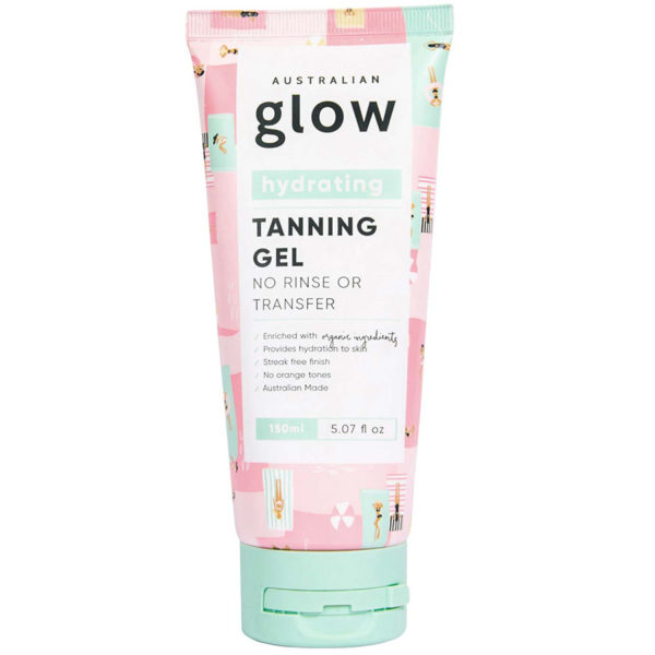 Hydrating Self-Tan Water Mousse