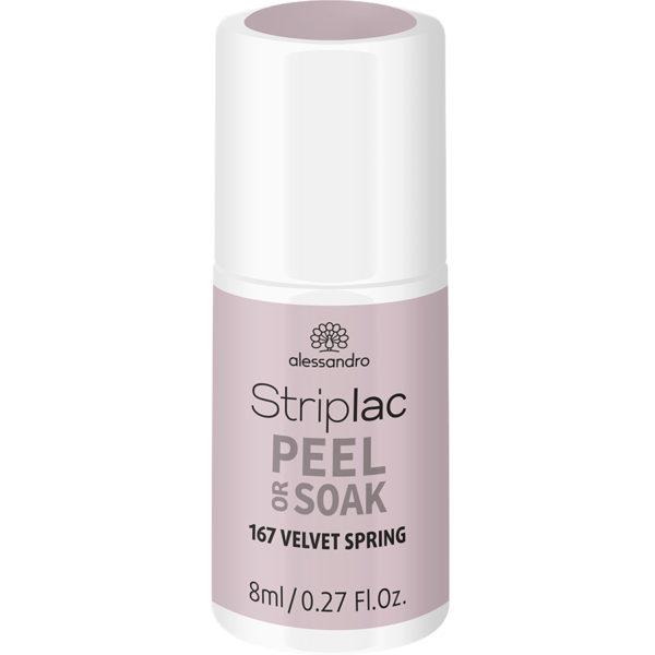 Striplac Peel or Soak – 167 Velvet Spring