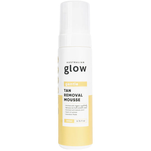 Gentle Tan Removal Mousse